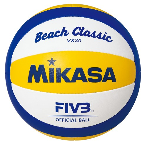 Beach volleyball MIKASA VX30 - official match ball replica